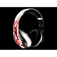 China White Monster Beats By Dr.Dre Studio Headphones Harley Limited Edition wholesale