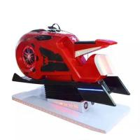 China Interactive VR Motorcycle Game 240*100*150cm 3 Square Meters Space on sale