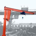 China Indoor Semi Gantry Crane / 20 Ton Single Beam Bridge Gantry Crane BMH Model wholesale