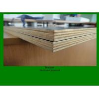Foil Faced Plywood ~ Mm brown film faced plywood with wbp glue of fulin