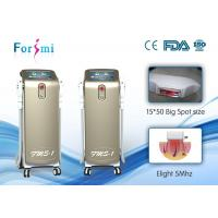 China Cosmetic Surgery IPLSHRElight3In1  FMS-1 ipl shr hair removal machine wholesale