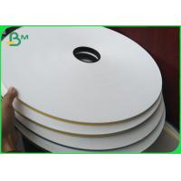 China Biodegradable Kraft Paper For Drinking Straws With Custom Size In Roll on sale