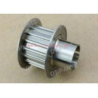 China Cylindrical Shape Gerber Spare Parts XLC7000 90731000 Silver Hardware Pulley C - Axis Drive wholesale