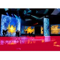 China Indoor Full Color Pitch 6mm Big Screen Led TV Wall for Stage Performance wholesale