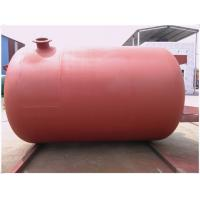 China Customized Pressure Underground Oil Storage Tanks , Underground Petroleum Storage Tanks wholesale