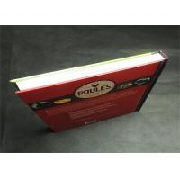 China Offset 400gsm Hardcover Photo Book Printing , Textbook Printing Services wholesale