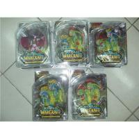 China World of Warcraft Series 4 Action Figure,Anime Figure wholesale