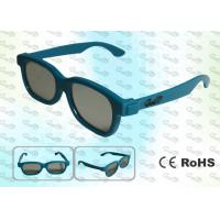 China ABS REALD Cinema Use Circular polarized 3D glasses  wholesale