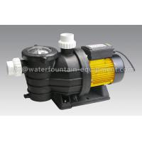 China SMP Series Swimming Pool Circulation Pump , 2 Speed Pool Pump With GS Certification wholesale