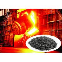 China Black High Hardness Graphite Recarburizer For Steel And Iron Plant Using wholesale
