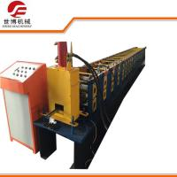 China C Purlin Cold Roll Forming Machine Making Solar Photovoltaic Steel Strut wholesale