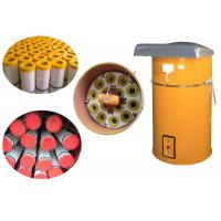China Stainless Steel Material Cement Storage Silo Accessories Dust Filter Production Model wholesale