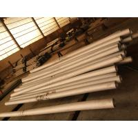 China Welded In Round Stainless Steel Pipe , Mirror  Polish SS Seamless Pipes on sale