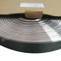 China 16 X 0.5mm Ss Banding Strap , Galvanized Steel Banding Tape For Power Industry wholesale