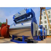 China High Efficiency Fire Tube Gas Steam Boiler Fuel Fired Condensing For Food Factory on sale