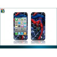 China Customized Superman 3m Vinyl Sticker With Anti-Finger Print Matte for Iphone 4 wholesale