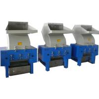 China PE PP Material Plastic Scrap Grinder for Waste Plastic Recycling 100 - 1000 KGS Capacity on sale