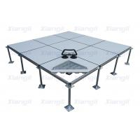 Quality Cement Infill Steel Raised Access Floor Computer Room Raised Floor Tiles FS662 for sale