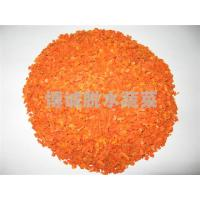 China Factory Price For AD FD IQF Food Supplement Dry Vegetables Air-dried Carrot 3*3mm /10*10mm 7% Moisture wholesale