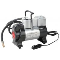 China Chrome Metal Car Portable Vehicle Air Compressor 12v 100 PSI 3 In1 Function wholesale