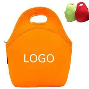 China Custom Eco-friendly neoprene insulated kids lunch bag.Size:30cm*30cm*16cm wholesale