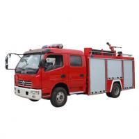 China 4000L 120HP Water Firefighting Truck 4 2 DongFeng for sale on sale