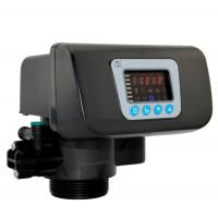 China RO system parts runxin automatic water softener unit control valves with timer on sale
