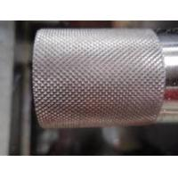 Buy cheap Grain Pattern Metal Steel Embossing Roller For engrave pattern from wholesalers