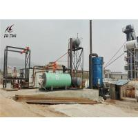 China Outside Bitumen Drum Melter Thermal Oil Boiler Heating Customized Color wholesale