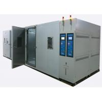 China Customized Environmental Walk In Chamber, -70~150℃ Walk-in Temperature and Humidity Cabinet wholesale