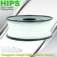 China Industrial HIPS 3D Printer Filament 1.75 / 3.0mm Common 3D Printing Materials wholesale