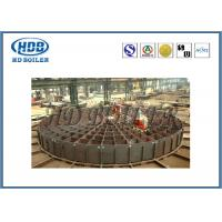 China Regenerative Rotary Air Preheater / Gas Air Heat Exchanger Ljungstrom Heating Elements wholesale