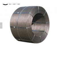 China High Tensile Agricultural Anti Hail System Accessory Galvanized Pc Steel Strand Wire wholesale