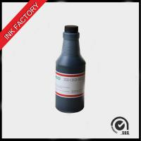 China 473ml Black Dye CIJ Ink Citronix Continuous Inkjet Equipment 300-1001-001 wholesale