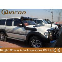 China Toyota Land Cruiser Snorkel kit 4x4 snorkel for Toyota LC80 4WD wholesale