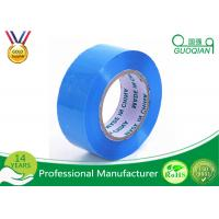 China Hot Melt Waterproof Coloured Packaging Tape Bopp Material 35-65 Mic Thickness wholesale