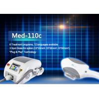 China Portable IPL Hair Removal Machines Intense Pulsed Light Pigmentation wholesale