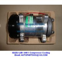 China Isuzu 100P 4JB1 600P 4HK1 Air Conditioning Compressor Cooling Pump on sale