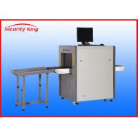 China Super Clear Images X Ray Baggage Scanner Airport X Ray Machines XST-6550 on sale
