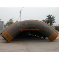 90degree steel pipe bend
