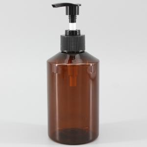 China 330ml Pump Head Hand Sanitizer Shampoo Pump Bottles on sale