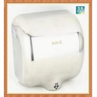 China LVD Certificate Most Popular Eco Manual Automatic 304 Stainless Steel Small Single High Speed Aike Jet Hand Dryer (AK2800) wholesale