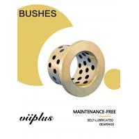 China Press Die Bushes C86300 430B Cast Bronze Brass Alloy Self Lubricating Solid Lubricant Bronze Bearings with Graphite wholesale