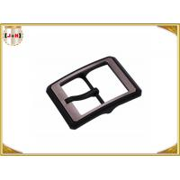 China OEM Service Solid Metal Center Bar Belt Buckle Casual Design 40mm Inner Size wholesale