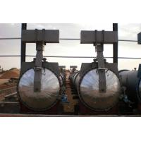 China AAC Chemical Autoclave with saturated steam and condensed water with high pressure and temperature wholesale