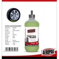 China Non Flammable Emergency Tyre Repair Liquid , Anti Freezing Car Tire Sealant  wholesale