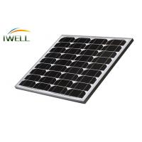 Buy cheap 30W 40W Mono Monocrystalline Residential Solar Power Panels For Home , 715V 8A from wholesalers