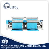 Quality Multi Head Quilting And Embroidery Machine , 34 Heads Flat Embroidery Machine for sale