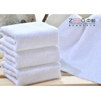China Simple Design Hotel Collection Turkish Towels For Face / Hand / Bath ZEBO wholesale