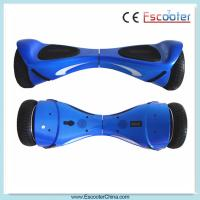 China Standing 2 Wheel Electric Scooter Hovering Board 120Kg Max. Load on sale